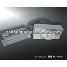 Módulo de 30w LED para la luz de calle, la viruta del brigelux LED y la fuente de alimentación de Meanwell