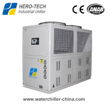 1HP bis 60HP tragbare luftgekühlte industrielle Wasserkühler