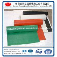 Rubber Sheet Conveyor Belt Manufacturer