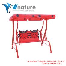 Populaire vente chaise balançoire enfants avec support