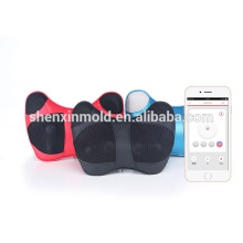 New innovative products 2017 smart massage pillow can connect to app