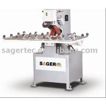 Máquina de moagem de faixa de areia de vidro