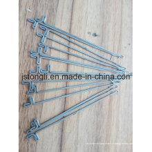 Aiguilles de calibre 3.5 pour machine à tricoter à la main