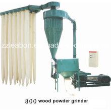 Máquina de fabricación de polvo de madera de alta aptitud