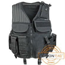 Nylon tactical vest Military tactical vest army vest ISO and SGS Standard
