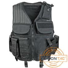 Nylon tactical vest colete tático militar exército colete ISO e padrão do GV