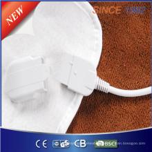 220V Ce / GS / CB / RoHS Waschbarer elektrischer Bettwärmer / Heizdecke