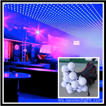Matrix rgb led pixel light para Dj stand