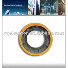 TOSHIBA elevator traction wheel 595X5X12