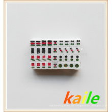 Grünes Mahjong
