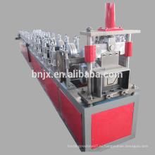 Фарфор новейший дизайн обводная канава оцинкованный металлический желоба путь холодный крен формовочная машина