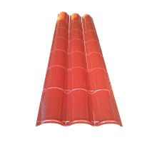 Color Steel Roof Ridge Cap Roll Forming Machine