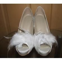 New Style Fashion High Heel Wedding Shoes (HCY02-1671)