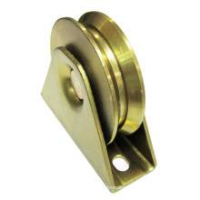 Trapezoidal Pulley, Steel Wheel, Al-T001