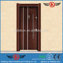 JK-AT9002 Fabrication d'une porte en acier blindé en bois en Turquie