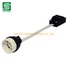GU10 Socket GU10 Ceramic Halogen Lampholder with Junction Box