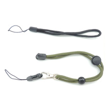 2017 whole sale polyester mobile phone hang rope