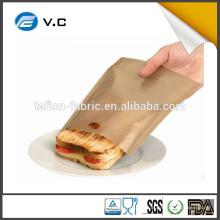 Wiederverwendbare Toastabags Twin Pack Gegrillter Käse in Ihrem Toaster No Fuss No Mess