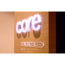 Populer Outdoor Acrylic Lettering Signs