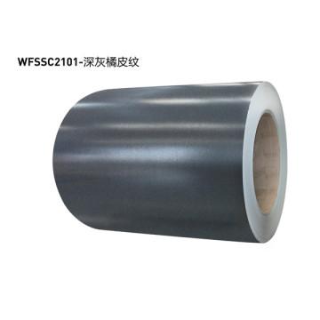Bobine d'aluminium pré-peinte