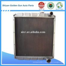 Radiateur en camion en aluminium à vente chaude 1301TC08-010
