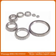 Roulement à rouleaux conique nécessaire au distributeur de roulement (32304)
