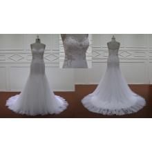 Beach High Quality Sweetheart Bridal Gown