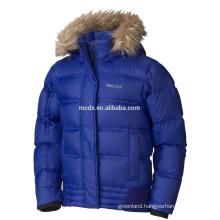 hot sale winter Girls down jacket in Blue