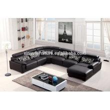 U shape optional living room sofa set KW361