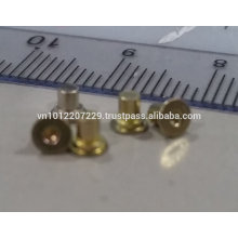 Micro Screw, Fastener, Metal Rivet Pin & Cold Forging Part