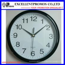 26cm Diámetro 10inch reloj de pared de plástico redondo (EP-item3)