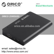 "ORICO 2598SUS3 2.5 ""hdd externo usb3.0 esata enclousre"