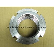 Parte feita à máquina personalizada da liga de alumínio