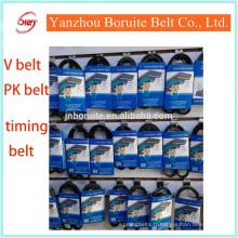 usine produit haute qualité courroie de ventilateur, courroie de distribution