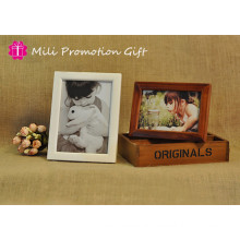"""Decorative Black Wood Wall Hanging Collage Picture Photo Frame 4X6"""""""