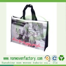 Eco-Friendly PP Non Woven Shopping Bags