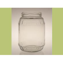 900мл Стеклянная банка для соленья / стеклянная банка для хранения продуктов