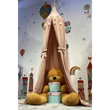 100% algodón Kid Reading Corner Kid PlayTent