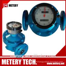 Oval gear rotary flow meter MT100OG