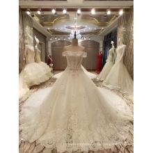 Neue Ankunft 2017 Top Prinzessin Heirat Puffy Brautkleider