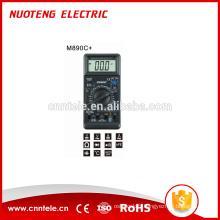 Multimètre grand écran Poular M890C + / M890D (CE) / M890C (CE)