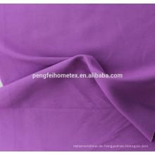Gedruckt 100% Polyester gebürstet Stoff / Pfirsich Haut Stoff
