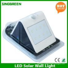 LED Solar Wall Lamp Smart Solar & Sensor LED Wall Light