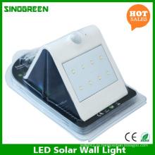 Светодиодная солнечная настенная лампа Smart Solar & Sensor Светодиодная настенная лампа