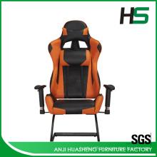 Cadeira de corrida de couro sparco de luxo para relaxar