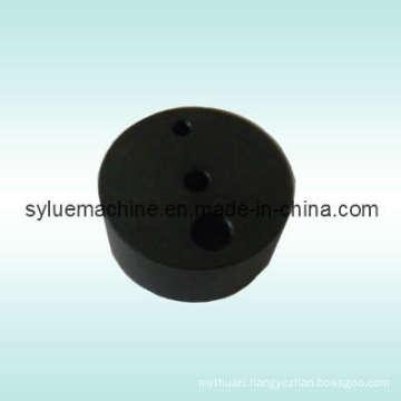 CNC Machining Black Plastic Mount