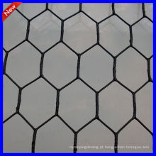 Rede de arame hexagonal de aço inoxidável DM