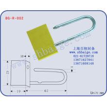 padlock seals BG-R-002