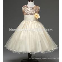 Primer año de cumpleaños recién nacido Vestido de princesa 1 año de cumpleaños Vestidos de niña blanco Formal Bautizo Vestido de bebé Vestido de ropa