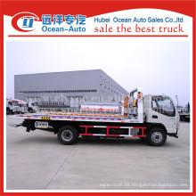 JAC nuevo 4x2 4ton camión remolque remolque venta